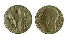 pcc1569_7) Vittorio Emanuele III  (1901-1943) 10 Cent Impero 1942