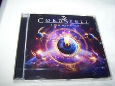 Coldspell - A New World Arise CD 2017 Hard Melodic Rock from Sweden