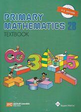 Singapore Math® Primary Mathematics 2B Textbook US Edition - New