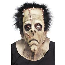 Adults Frankenstein Halloween Horror Scary Monster Fancy Dress Costume Mask