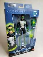 "DC Multiverse Kyle Rayner Green Lantern 6"" Collect Connect Lobo Action Figure"