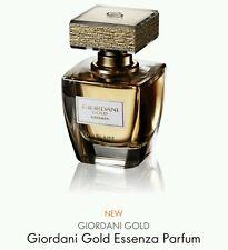 Oriflame Giordani Gold Essenza Parfum, 50ml + Free Body Cream,  New