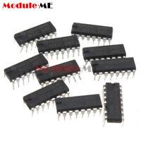 100PCS 2.0 ~ 6.0 V TOP SN74HC595N 74HC595 8-Bit Shift Register DIP-16 IC