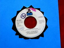 LONNIE LISTON SMITH~ A CHANGE FOR PEACE~ SUNSET~ FLYING DUTCHMAN ~ SOUL 45
