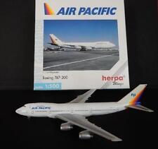 NEW HERPA WINGS 512787 AIR PACIFIC BOEING 747-200 W/ REG. 1:500 SCALE NIB RARE