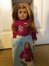 American Girl Doll- Mia RETIRED