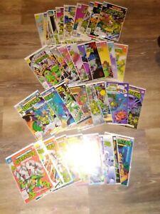 Eastman & Laird's Teenage Mutant Ninja Turtles Adventures LOT of 41 issues!