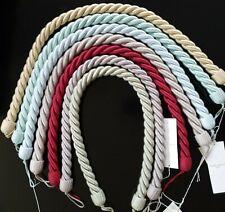 Laura Ashley 80cm Luxury Rope Curtain Tieback Brand New