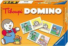 Jeu éducatif/d'éveil 1er âge - Domino T`Choupi - Ravensburger 24311 - NEUF