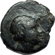 ANTIOCHOS III Megas 222BC Seleukid RARE R2 Ancient Greek Coin TRIPOD i66147