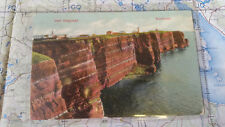 Insel Helgoland Westklippen AK Postkarte 5918