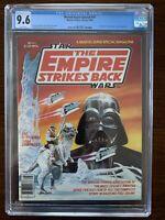 Marvel Super Special #16 CGC 9.6 (1980)  Empire Strikes Back adaptation