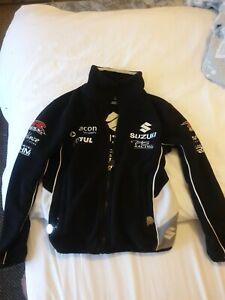 Official suzuki relentless Fleece Jacket