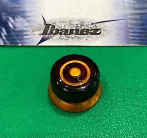 IBANEZ Sure Grip 3 DEEP HONEY Genuine Control Knob fits Artist AR Prestige