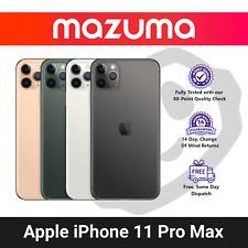 Apple iPhone 11 Pro Max - 64GB - 256GB - 512GB - Grey/Silver/Gold/Green