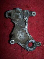 89 honda cr125r cr 125  rear brake caliper mount bracket plate. vmx