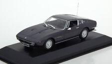 1:43 Minichamps Maserati Ghibli Coupe 1969 anthracit