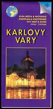 Stadtplan, Karlovy Vary, 1997