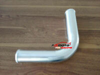 "2"" 51mm 90 Degree Aluminum Turbo Intercooler intake Pipe Piping Tubing L=600mm"