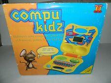 COMPU KIDZ Spelling Math English Games Children's LAPTOP Computer Electronic NEW