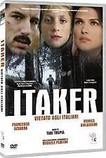ITAKER - VIETATO AGLI ITALIANI  DVD DRAMMATICO