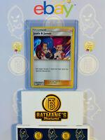 Trainer Jessie James 58/68 NM Mint Hidden Fates Holofoil Rare Holo Pokemon Card