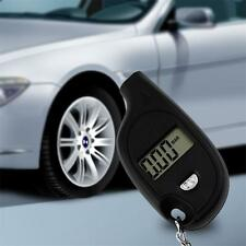 Mini Portable LCD Digital Tire Tyre Air Pressure Gauge Tester Keychain LE