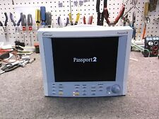 Datascope Passport 2(color ) w/ new leads and new batteries 30 day warranty