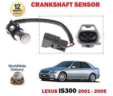 FOR LEXUS IS300 213BHP 3.0 2001-2005 CRANKSHAFT CRANK SHAFT ANGLE SENSOR