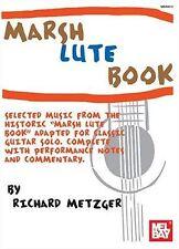 MARSH LIUTO BOOK