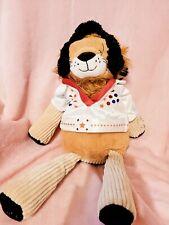 Elvis Roarbert Lion Scentsy Buddy Plush Stuffed Animal 2015 Soft Toy