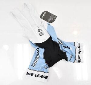 Verge Cycle-Smart Women's Triumph Strike Cycling Bib Short Blue/Black XS New