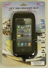 WATERPROOF CASE APPLE IPHONE 4 / 4S WITH HANDLEBAR MOUNT ARICASE WSAC-BIKEJS
