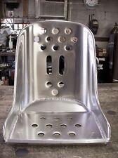 "CUSTOM 18"" Aluminum Hot Rod BOMBER Lite Seat - HUNT'S SEATS - OEM - MADE IN USA"