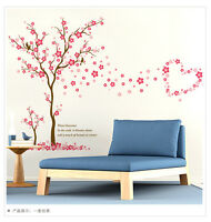 Tree Plum Blossom Room Home Decor Removable Wall Sticker Decals Decoration*