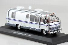 Airstream Excella 280 Turbo Wohnmobil 1981 1:43 Altaya Modellauto
