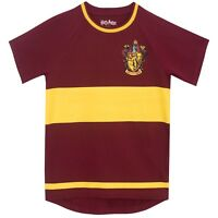 Harry Potter T-Shirt | Boys Harry Potter Gryffindor Tee | Kids Harry Potter Top