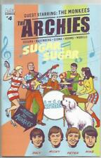 ARCHIES (2017) #4 - Cover A MONKEES - New Bagged (S)
