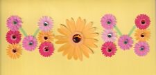 PAPYRUS MOTHERS DAY CARD NIP (MSRP $6.95) DAISY MOM LETTERS CARD (P13)