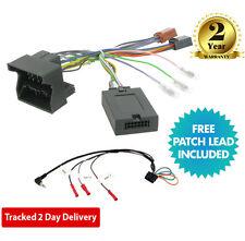 CTSPG008.2 Steering Wheel Stalk Control Adaptor For Peugeot 207 307 407 807 308