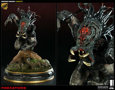 New Sideshow Exclusive version Predator Maquette The Berserker diorama statue