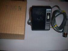 GELOSO antico microfono dinamico T56 per  Magnetofono -Registratore a Bobine