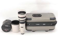 【MINT+++】Canon EF 500mm f/4 L IS USM Telephoto AF Lens From JAPAN