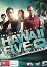 HAWAII FIVE-O 5-0 : SEASON 7 : NEW DVD