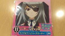 NEW 2011 Infinite Stratos Microfiber Cleaner x1 H-Set Taito Ichiban Kuji Laura