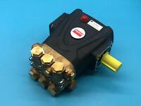 Dayton 5ZNT5 Belt Drive Pressure Plunger Pump, 3000 PSI, 1750 RPM, 24mm shaft