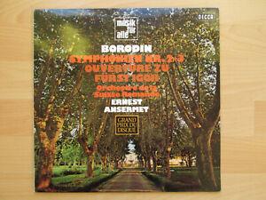 Borodin - 2. und 3. Symphonie - Vinyl LP