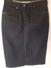 """WOMEN'S SKIRT RIVERS STRETCH SIZE 10/28"""" LENGTH 26"""" FREE POSTAGE"""