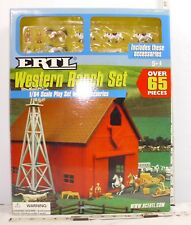 ERTL WESTERN RANCH TOY PLAYSET BOXED UNUSED 1/54 SCALE #12278