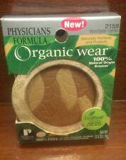 PHYSICIANS FORMULA® Organic Wear  NATURAL Bronzer ORGANIC #2159